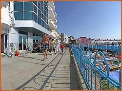 Santa Barbara Hotel (Утёс, Крым) - Отзывы - TripAdvisor